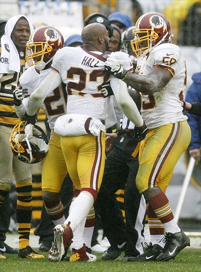 Redskins Release Deangelo Hall Free Up 8m In Cap Space