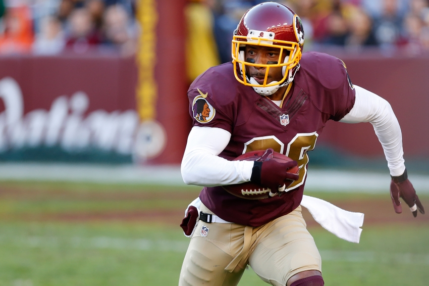 Redskins Bubble Report Santana Moss