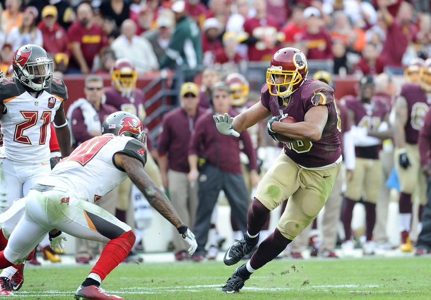 Nfl Power Rankings Redskins Move Up After Bucs Win Page 2
