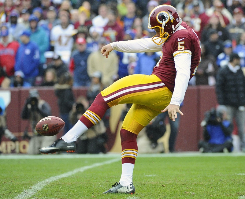 wholesale dealer eda65 b35a0 Redskins: P Tress Way signs 5-year Extension