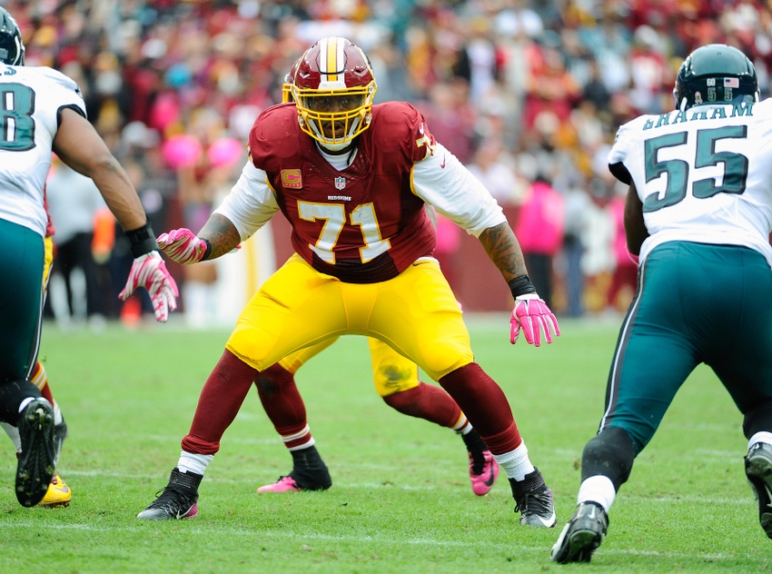 f5f7bb1d Trent Williams: The Washington Redskins Captain Made A Mistake