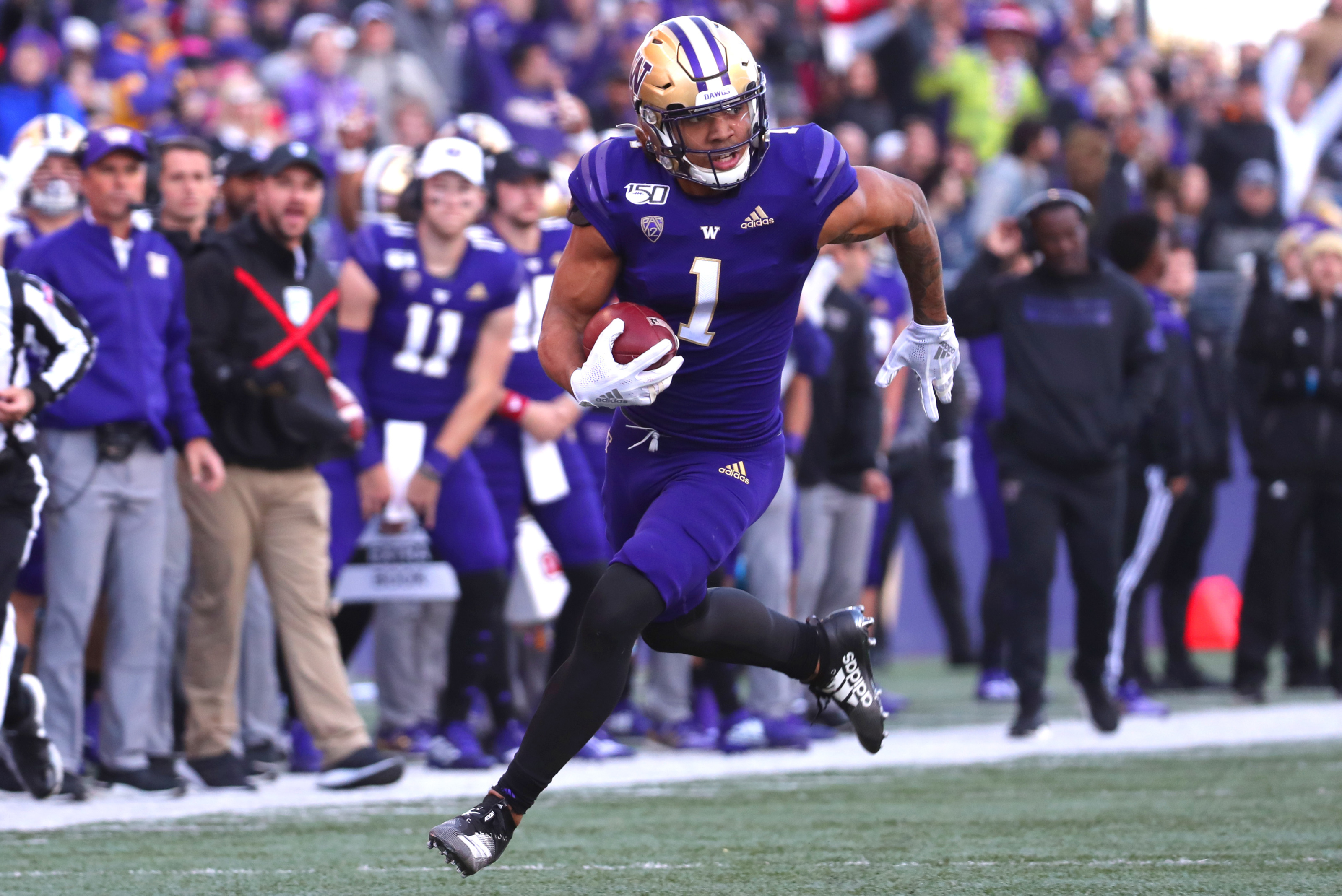 Redskins three-round 2020 NFL mock draft: Offense after Chase Young