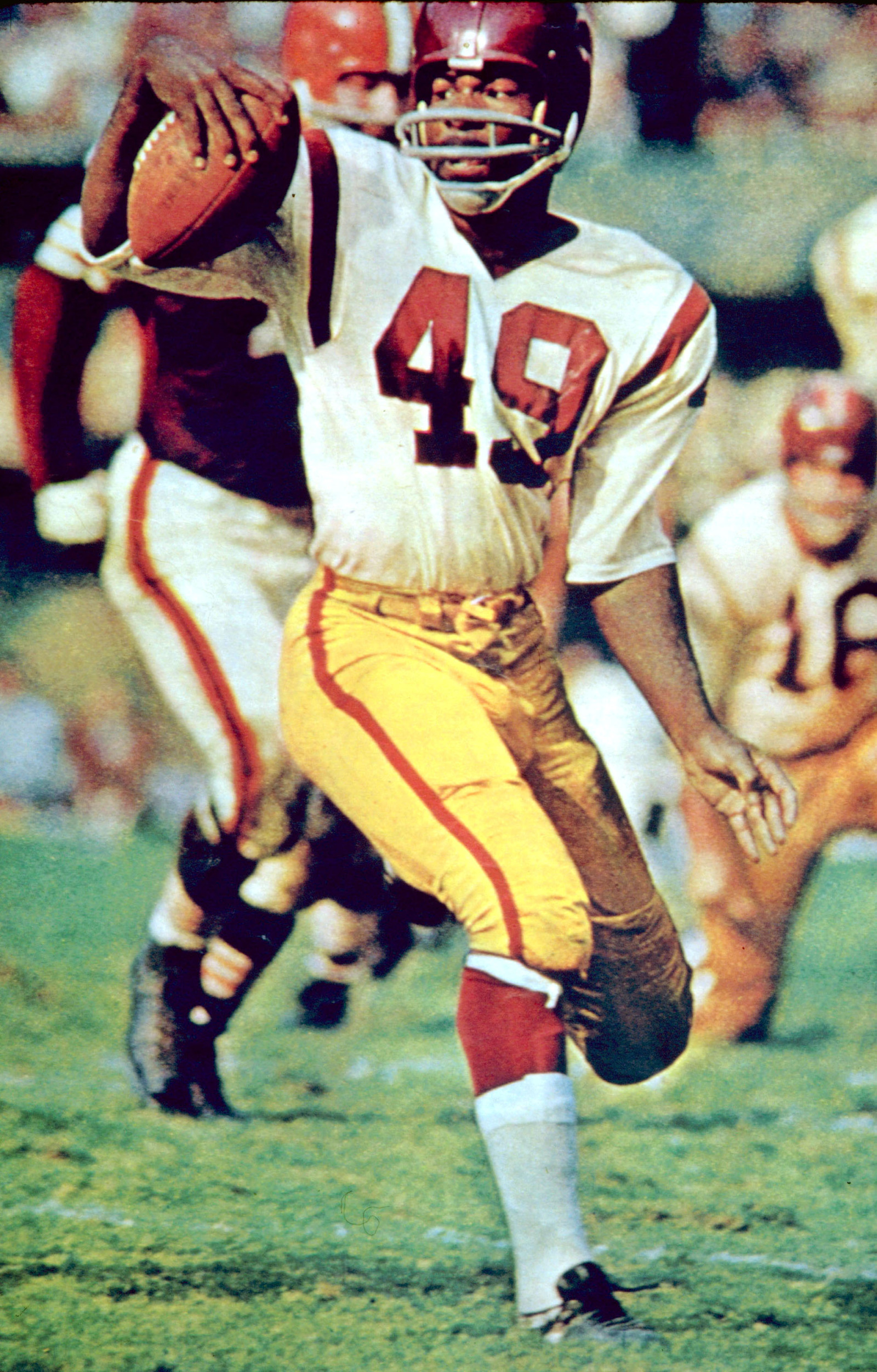 Bobby Mitchell: A tribute to the most important Redskin