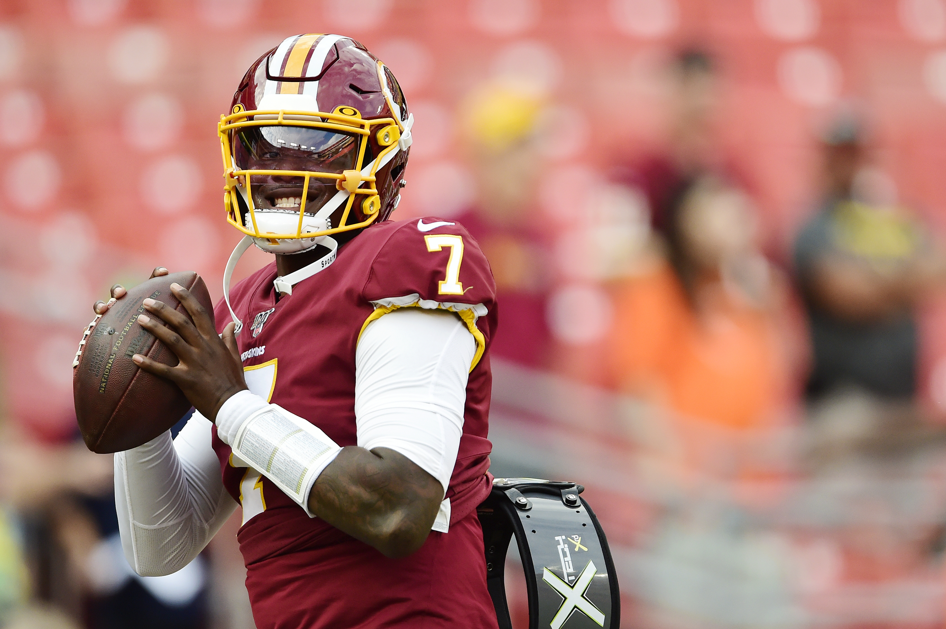 Dwayne Haskins will start the Redskins final preseason game