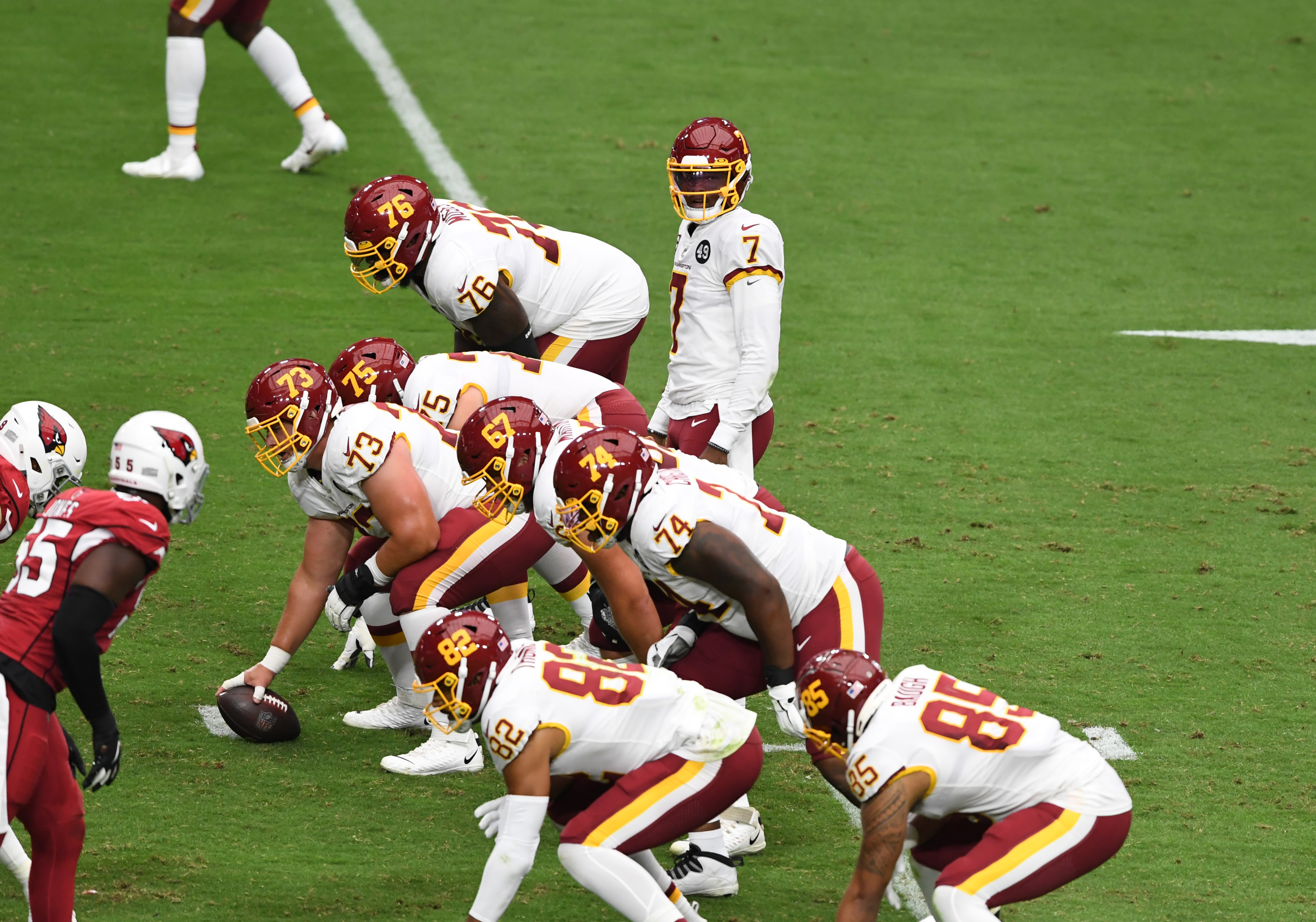 Washington Football Team: The good, the bad, and the ugly of Week 2