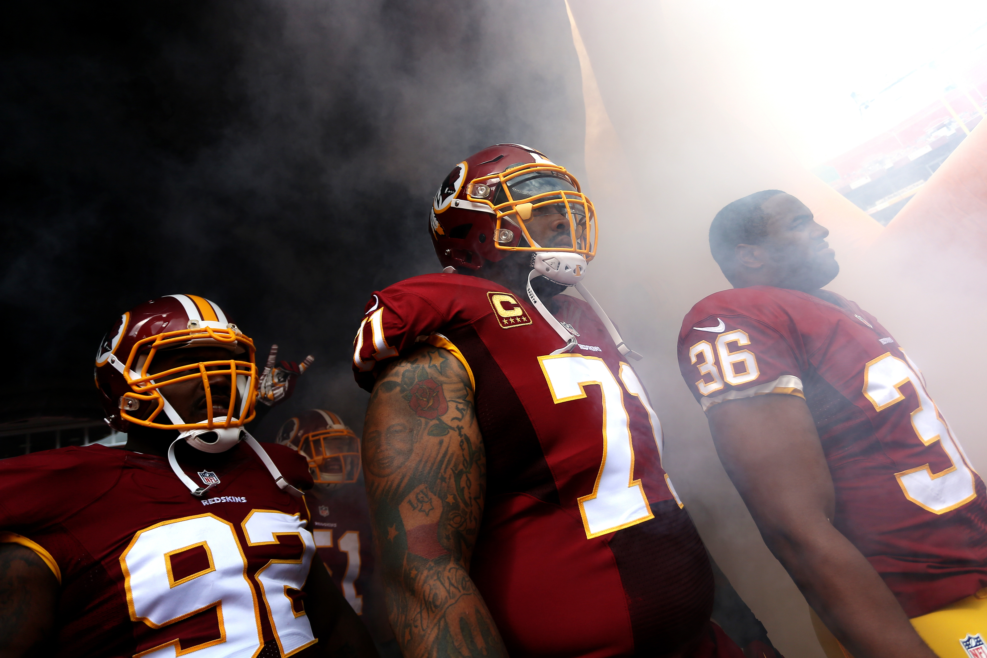 Trent Williams reportedly to return to the Redskins after team cleans house