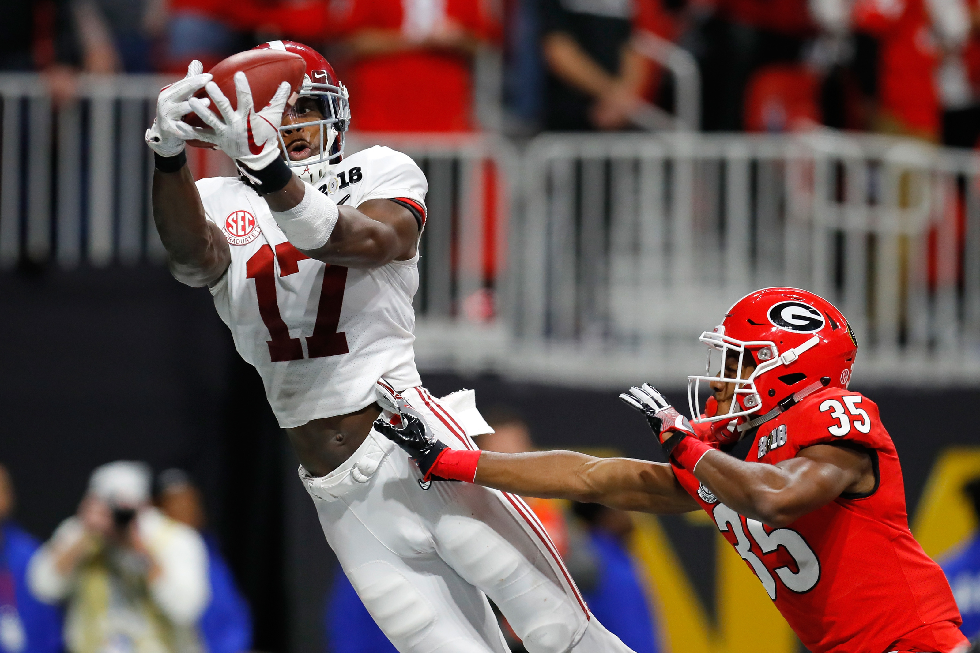 Redskins UDFA: WR Cam Sims has the size to be red zone threat - Page 3