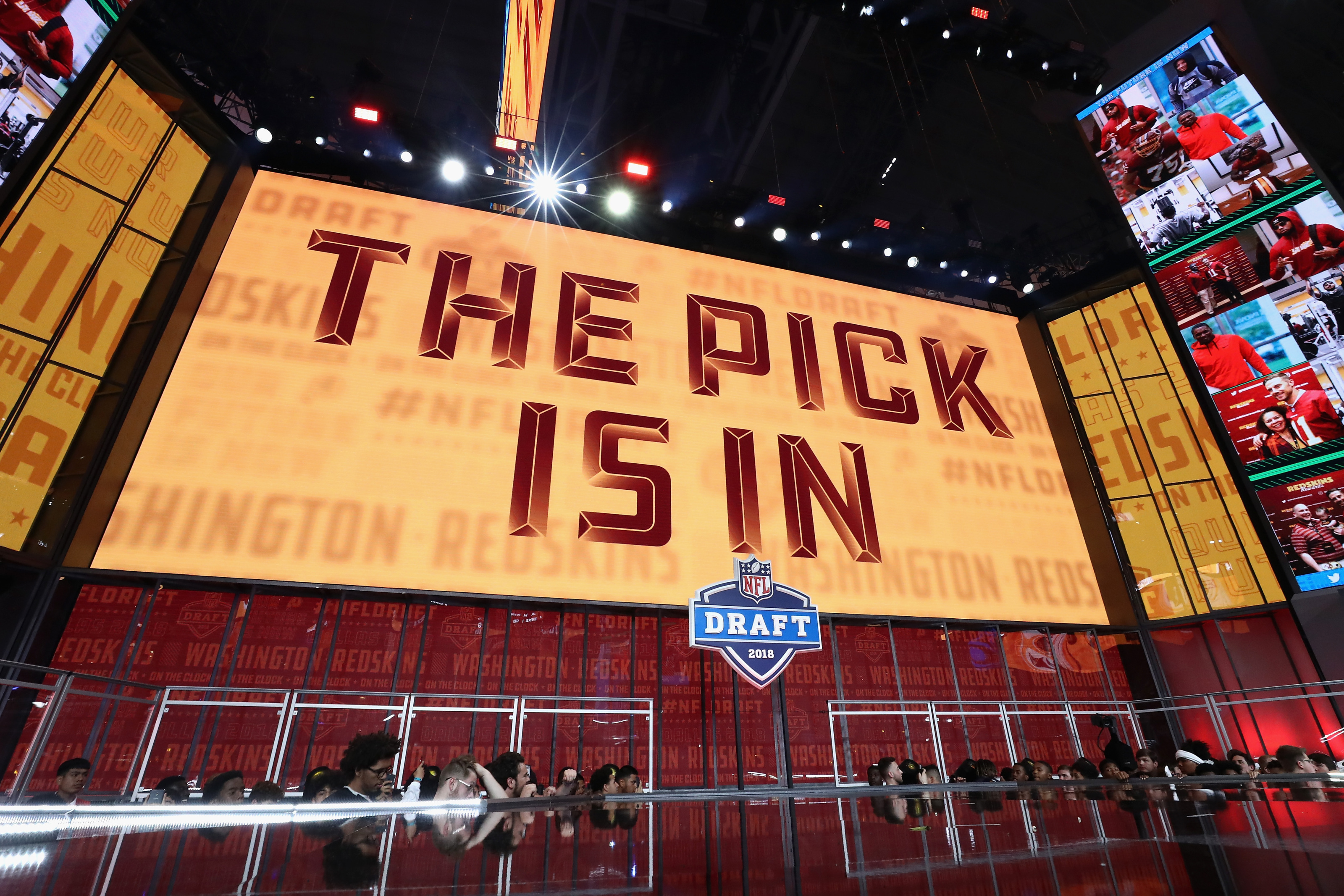 Redskins to host virtual draft experience with Ron Rivera, Dwayne Haskins