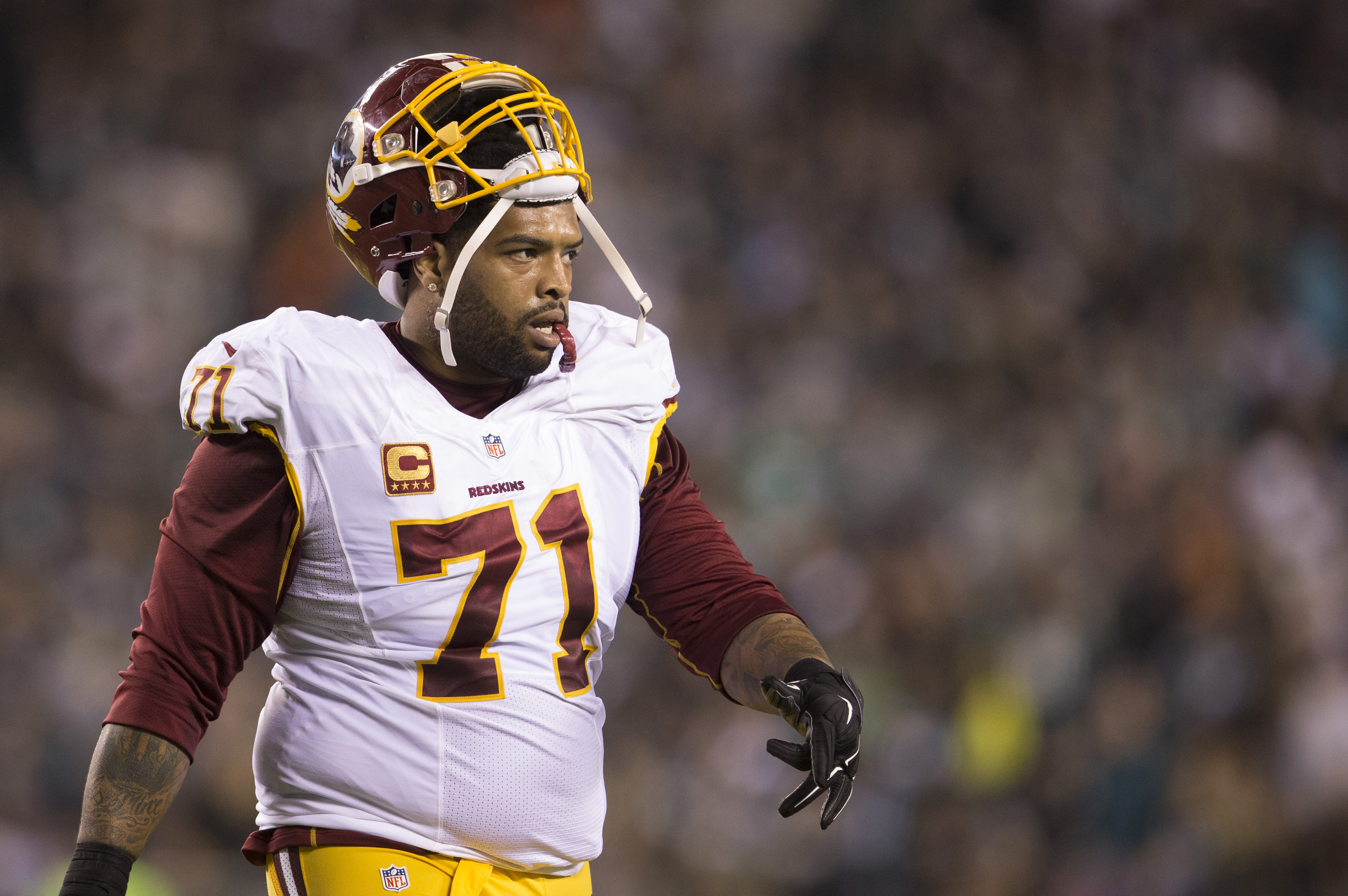 Redskins Trent Williams could be the team s next Hall of Famer