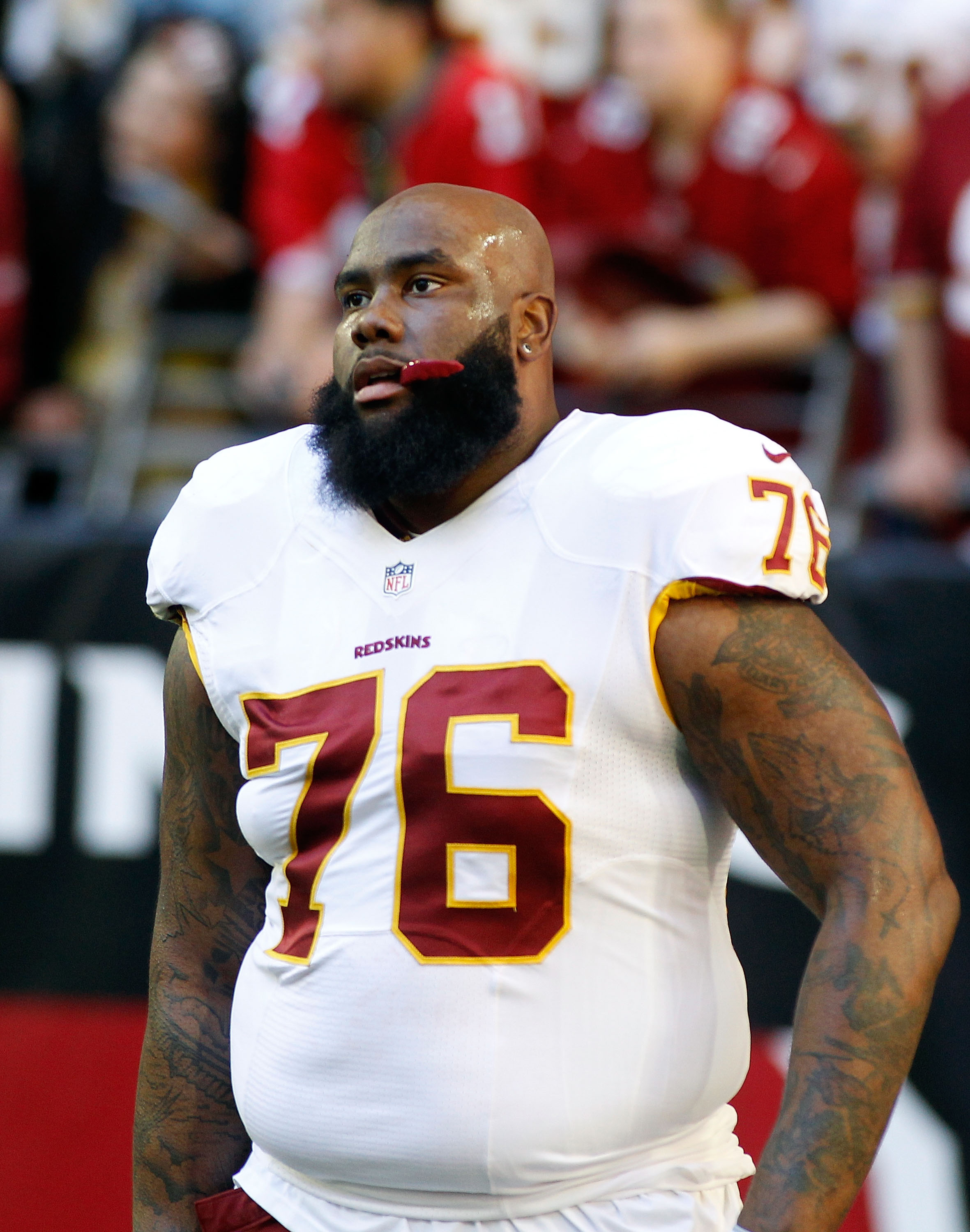 Redskins Week 3 Stock Report Galette shines in long awaited