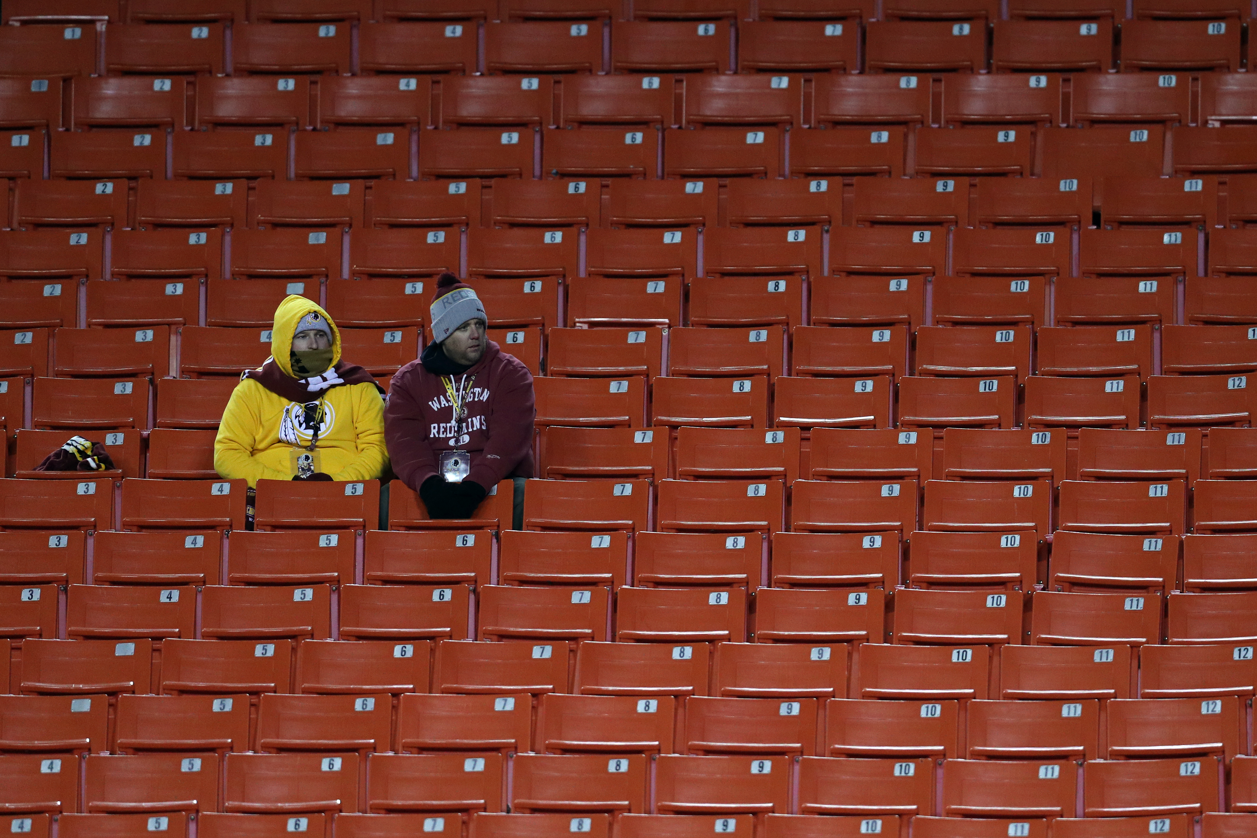 Washington Redskins jersey sales show that the franchise needs a face